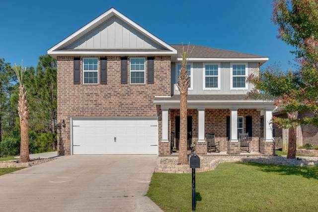 1683 Brantley Drive, Gulf Breeze, FL 32563 (MLS #869996) :: Counts Real Estate Group