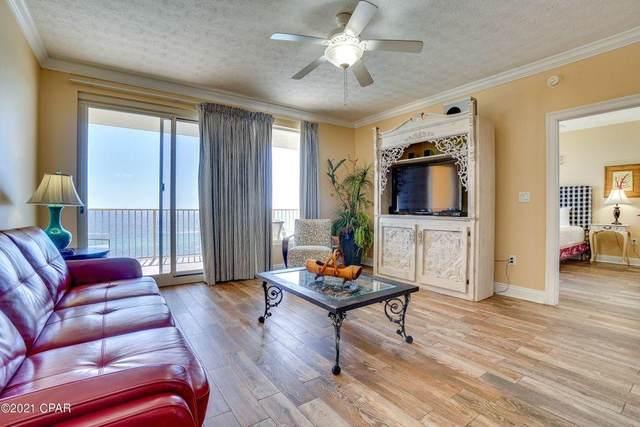 5004 Thomas Drive Unit 809, Panama City Beach, FL 32408 (MLS #870025) :: The Honest Group