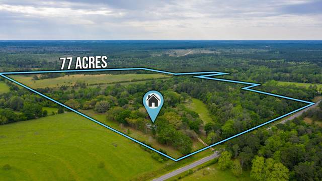 6638 Long Road 77Acres, Laurel Hill, FL 32567 (MLS #870078) :: Counts Real Estate Group