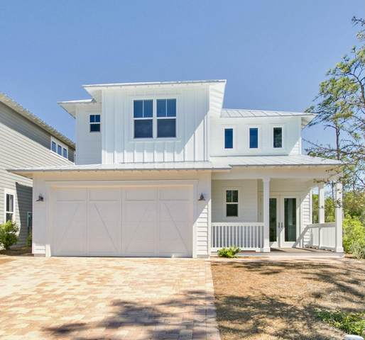 295 Prairie Pass, Santa Rosa Beach, FL 32459 (MLS #870103) :: Engel & Voelkers - 30A Beaches