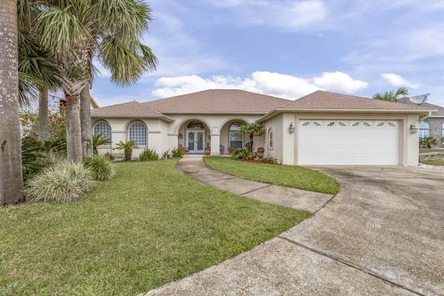 7474 Soundshore Drive, Navarre, FL 32566 (MLS #870114) :: Engel & Voelkers - 30A Beaches