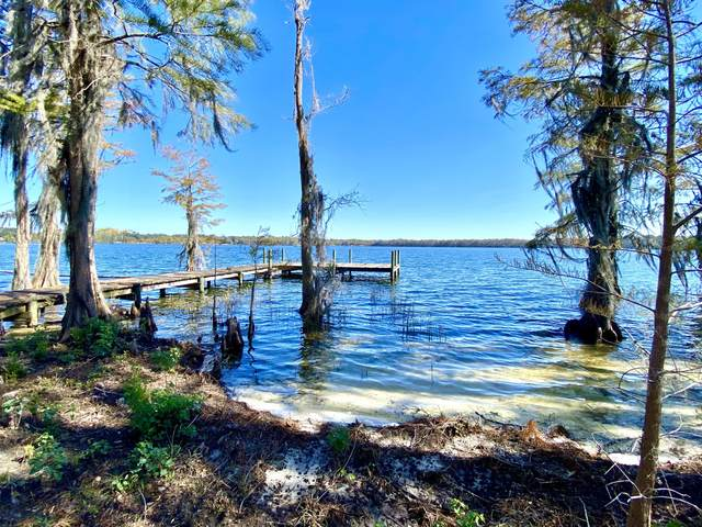 xx Lake Jackson Waterfront Lot, Florala, AL 36442 (MLS #870133) :: The Honest Group