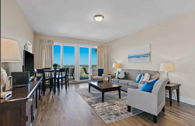 9902 S Thomas Drive #1838, Panama City Beach, FL 32408 (MLS #870138) :: The Honest Group