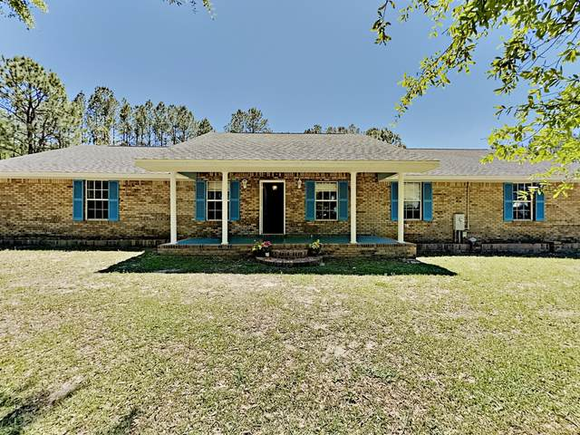 1252 Sexton Drive, Baker, FL 32531 (MLS #870182) :: Better Homes & Gardens Real Estate Emerald Coast