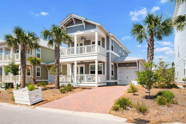 75 E Crabbing Hole Lane, Inlet Beach, FL 32461 (MLS #870222) :: Corcoran Reverie