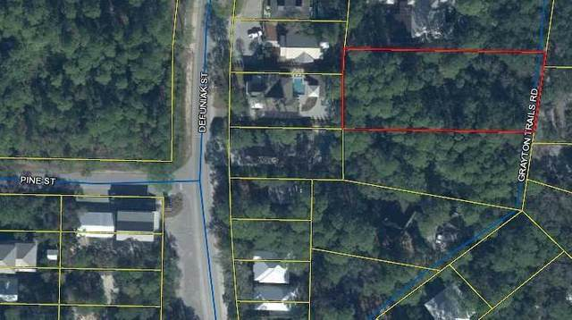 Lot 14 Grayton Trails Road, Santa Rosa Beach, FL 32459 (MLS #870225) :: Linda Miller Real Estate