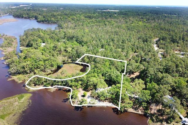 406 Dick Saltsman Road, Santa Rosa Beach, FL 32459 (MLS #870229) :: Scenic Sotheby's International Realty