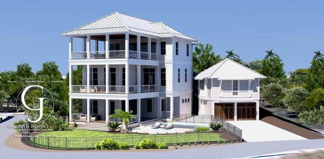 70 W Seahorse Circle, Santa Rosa Beach, FL 32459 (MLS #870375) :: Engel & Voelkers - 30A Beaches