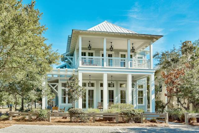 241 Red Cedar Way, Santa Rosa Beach, FL 32459 (MLS #870445) :: Coastal Luxury