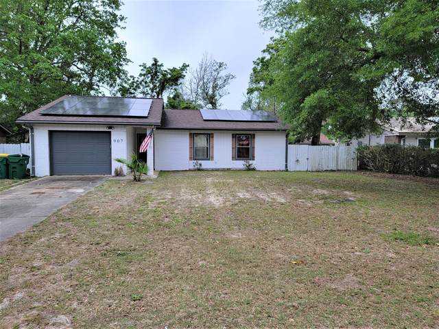 907 Linden Avenue, Niceville, FL 32578 (MLS #870474) :: Linda Miller Real Estate