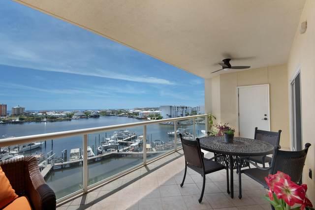 770 Harbor Blvd. Boulevard 4G, Destin, FL 32541 (MLS #870495) :: Scenic Sotheby's International Realty