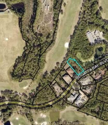 Lot 11 Regatta Bay Boulevard, Destin, FL 32541 (MLS #870526) :: Engel & Voelkers - 30A Beaches