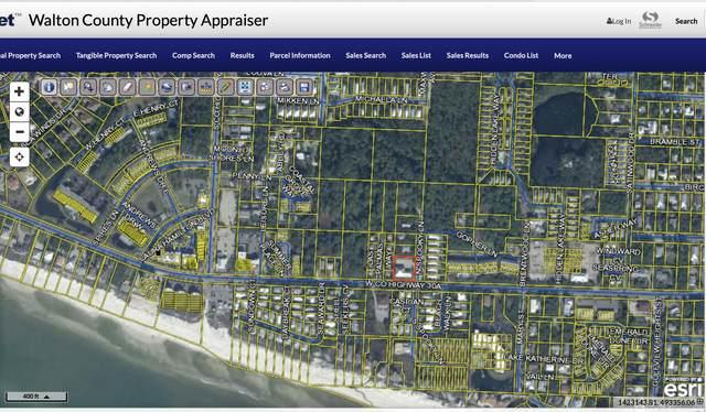 4164 W County Hwy 30A, Santa Rosa Beach, FL 32459 (MLS #870557) :: 30a Beach Homes For Sale