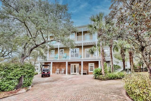 19 Buddy Street, Santa Rosa Beach, FL 32459 (MLS #870569) :: Better Homes & Gardens Real Estate Emerald Coast