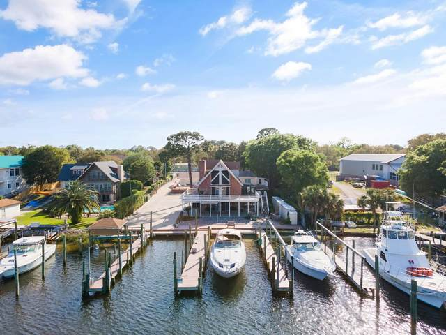 712 Beach Beach Drive, Destin, FL 32541 (MLS #870575) :: Linda Miller Real Estate