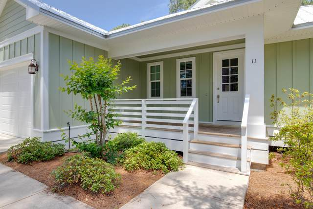 11 Sunrise Circle, Santa Rosa Beach, FL 32459 (MLS #870580) :: The Honest Group