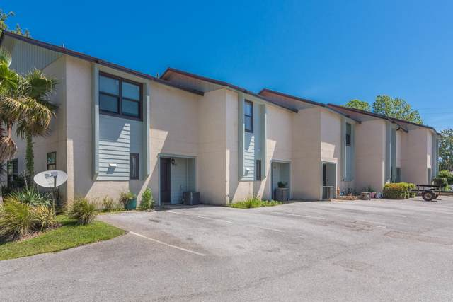 1699 W Highway 98 Unit 602, Mary Esther, FL 32569 (MLS #870606) :: Berkshire Hathaway HomeServices PenFed Realty