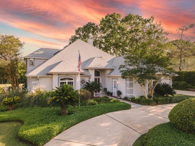 874 The Masters Boulevard, Shalimar, FL 32579 (MLS #870609) :: Scenic Sotheby's International Realty