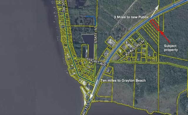 000 Hwy 331, Freeport, FL 32439 (MLS #870613) :: Berkshire Hathaway HomeServices Beach Properties of Florida