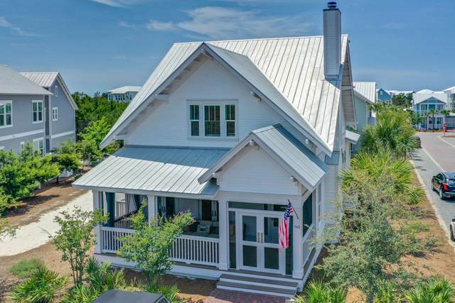 140 Pleasant Street, Inlet Beach, FL 32461 (MLS #870693) :: The Honest Group