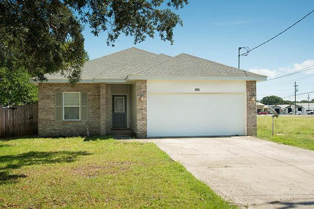 103 NW Alabama Avenue, Fort Walton Beach, FL 32548 (MLS #870737) :: Linda Miller Real Estate