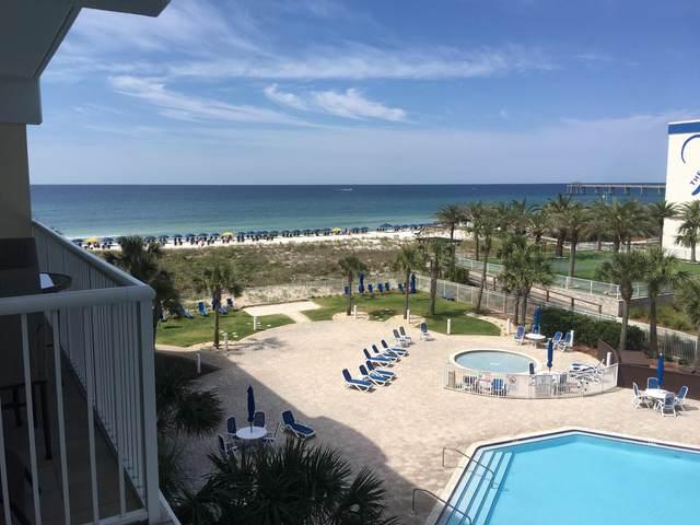 1515 Miracle Strip Parkway Unit 406, Fort Walton Beach, FL 32548 (MLS #870795) :: Linda Miller Real Estate