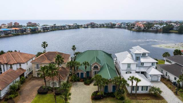 4708 Rendezvous Cove, Destin, FL 32541 (MLS #870799) :: The Ryan Group