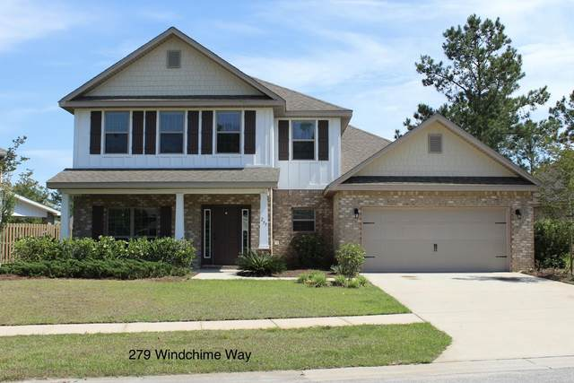 279 Windchime Way, Freeport, FL 32439 (MLS #870805) :: Classic Luxury Real Estate, LLC