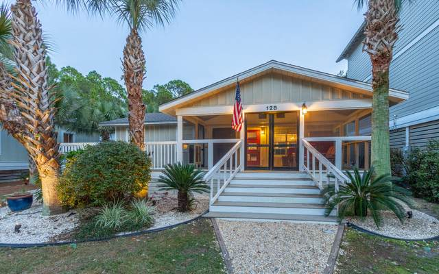 128 Montigo Avenue, Santa Rosa Beach, FL 32459 (MLS #870820) :: Berkshire Hathaway HomeServices Beach Properties of Florida