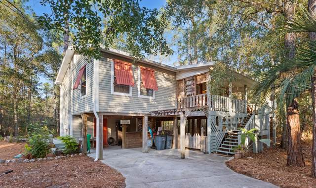 24 Nikki Circle, Santa Rosa Beach, FL 32459 (MLS #870852) :: Classic Luxury Real Estate, LLC