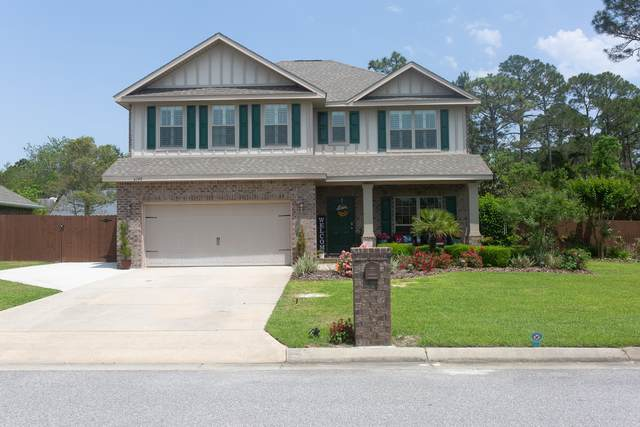 6140 Marie Drive, Gulf Breeze, FL 32563 (MLS #870876) :: Linda Miller Real Estate