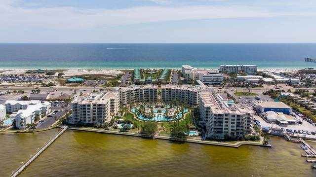 1328 Miracle Strip Parkway #404, Fort Walton Beach, FL 32548 (MLS #870886) :: Engel & Voelkers - 30A Beaches
