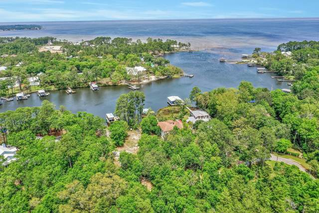 48 Driscoll Drive, Santa Rosa Beach, FL 32459 (MLS #870891) :: The Chris Carter Team