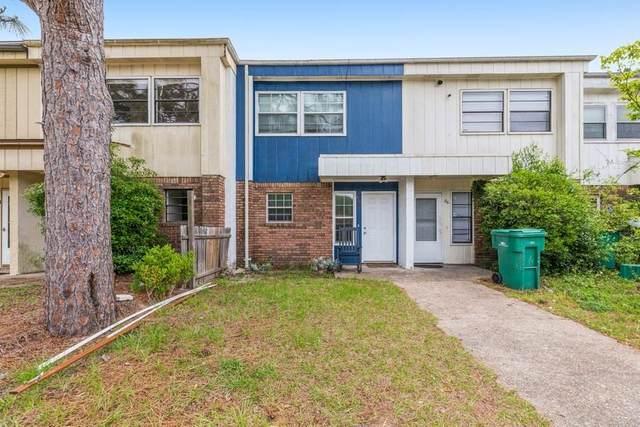40 11Th Street Unit K85, Shalimar, FL 32579 (MLS #870912) :: Linda Miller Real Estate