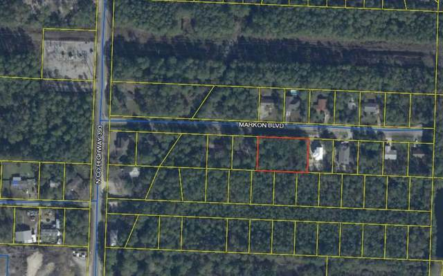 Lot 6 & 7 Markon Blvd, Santa Rosa Beach, FL 32459 (MLS #870916) :: The Ryan Group