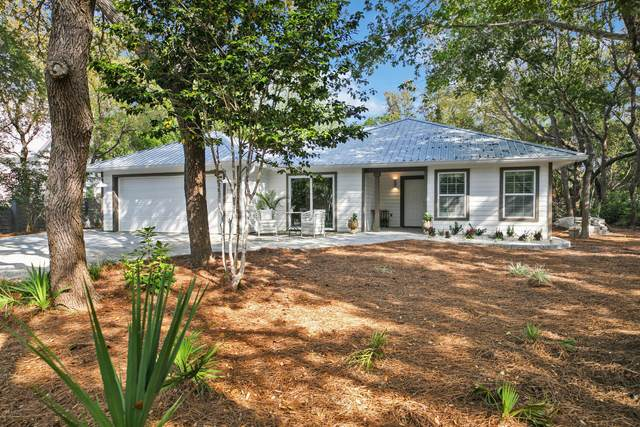 156 S Camp Creek Road S, Seacrest, FL 32461 (MLS #870925) :: Coastal Luxury
