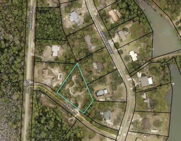 0 Honey Lane, Crestview, FL 32539 (MLS #870939) :: Classic Luxury Real Estate, LLC