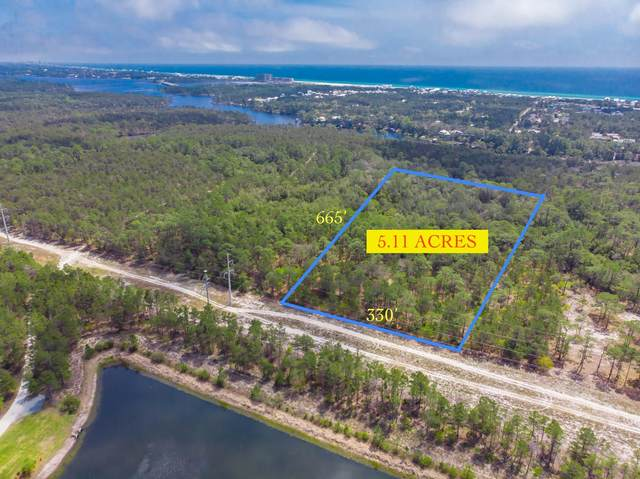 TBD Old Trail Road, Inlet Beach, FL 32461 (MLS #870961) :: Linda Miller Real Estate
