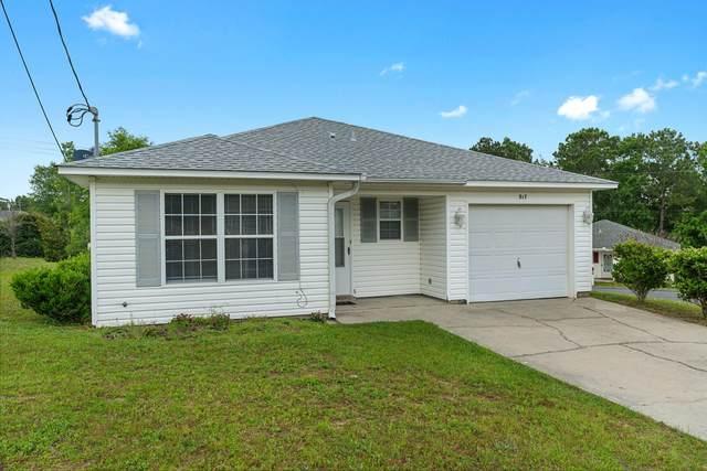 317 Apple Drive, Crestview, FL 32536 (MLS #870962) :: Linda Miller Real Estate