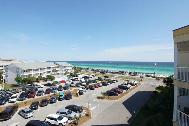 2440 Scenic Gulf Drive #404, Miramar Beach, FL 32550 (MLS #870987) :: Linda Miller Real Estate