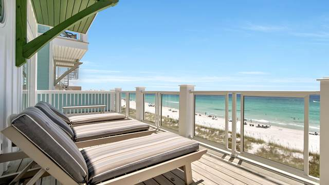 8313 Surf Drive, Panama City Beach, FL 32408 (MLS #870993) :: Counts Real Estate Group