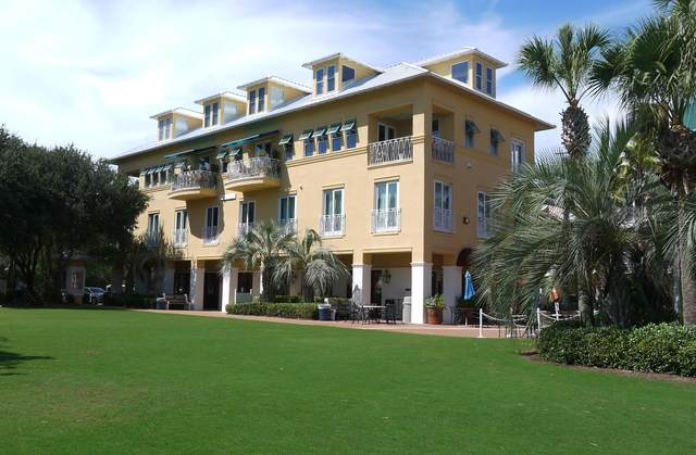 100 Carillon Market Street Ste 302, Panama City Beach, FL 32413 (MLS #871001) :: The Honest Group