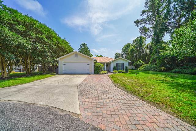 92 Whispering Pines Court, Santa Rosa Beach, FL 32459 (MLS #871013) :: Linda Miller Real Estate