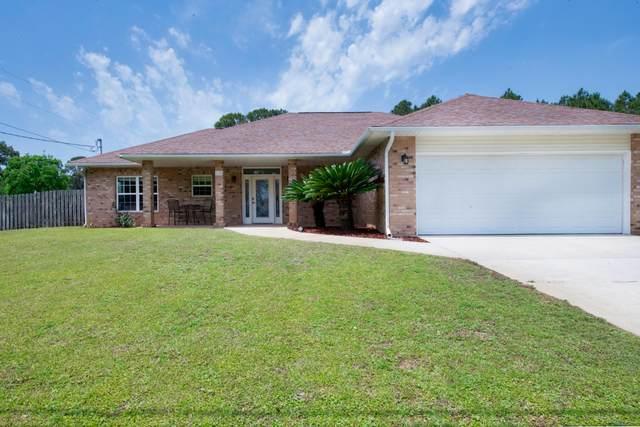 2185 Salamanca Street, Navarre, FL 32566 (MLS #871050) :: Classic Luxury Real Estate, LLC