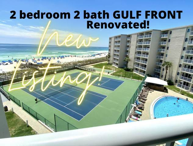 510 Gulf Shore Drive #518, Destin, FL 32541 (MLS #871095) :: The Ryan Group