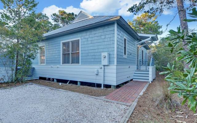 18 Wisteria Lane, Inlet Beach, FL 32461 (MLS #871098) :: Classic Luxury Real Estate, LLC