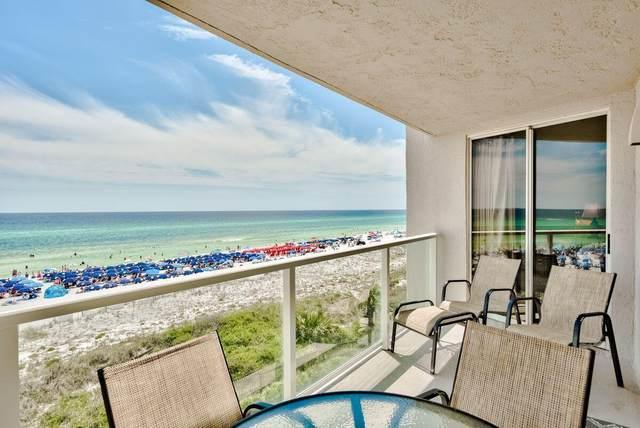 4242 Beachside Two Drive Unit 242, Miramar Beach, FL 32550 (MLS #871126) :: Corcoran Reverie