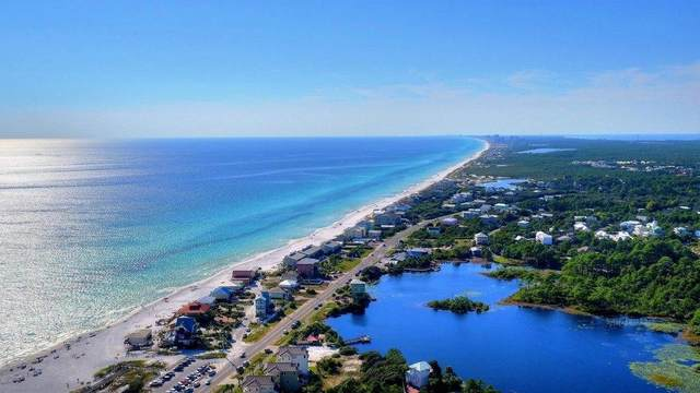 119 Topsail Village Drive Unit 421, Santa Rosa Beach, FL 32459 (MLS #871162) :: RE/MAX By The Sea