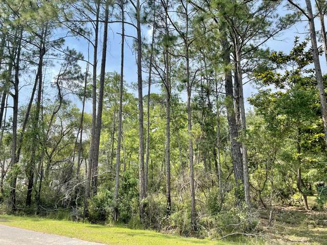 LOTS 27&28 E Georgie Street, Santa Rosa Beach, FL 32459 (MLS #871196) :: Berkshire Hathaway HomeServices Beach Properties of Florida
