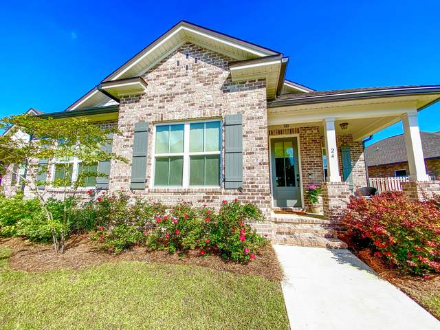 24 Pintail Boulevard, Freeport, FL 32439 (MLS #871215) :: NextHome Cornerstone Realty